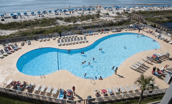 Myrtle Beach Resort Pool