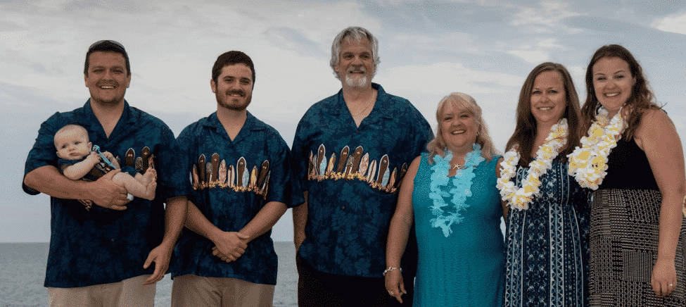 Swack Vacations-family picture