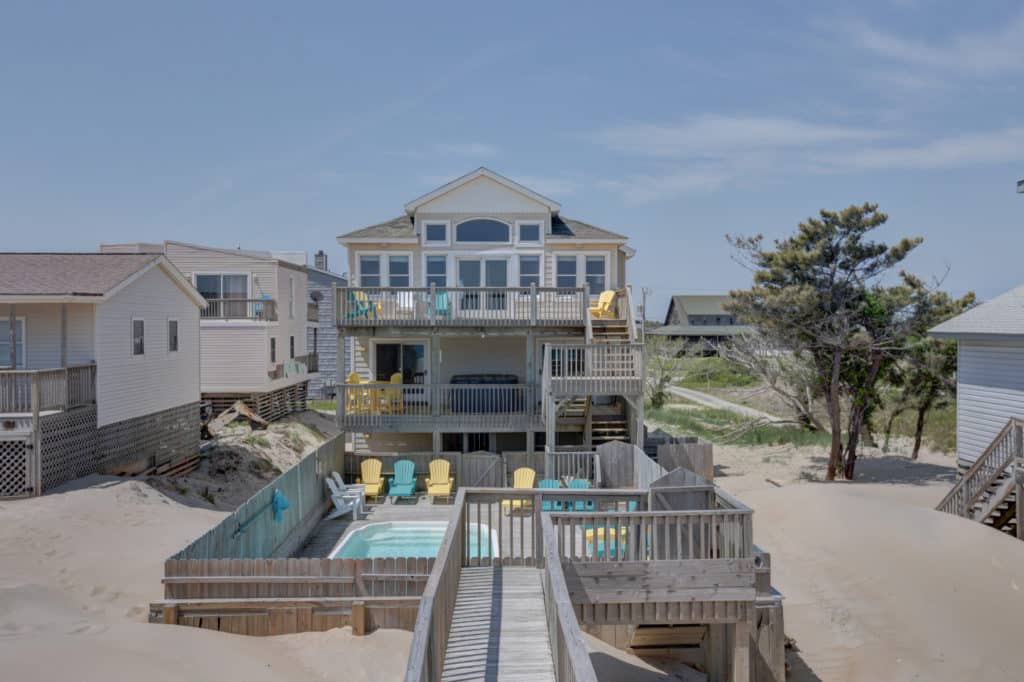 Dawns Dream Outer Banks Beach Home.